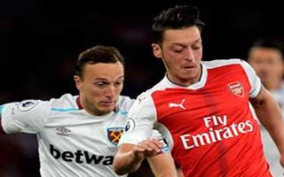 Arsenal vs West Ham United