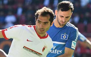 Augsburg vs Hamburger SV