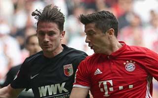 Bayern Munich vs Augsburg