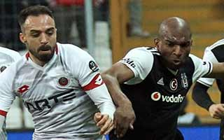 Besiktas vs Genclerbirligi