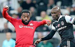 Besiktas vs Lyon