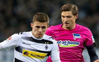Borussia Monchengladbach vs Hertha Berlin