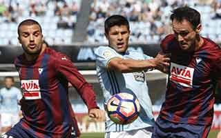 Celta Vigo vs Eibar