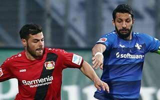 Darmstadt vs Bayer Leverkusen
