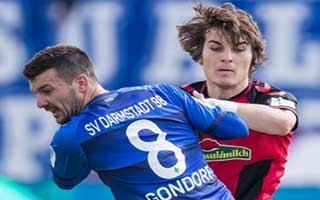 Darmstadt vs Freiburg