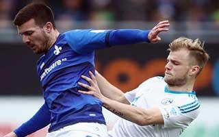 Darmstadt vs Schalke