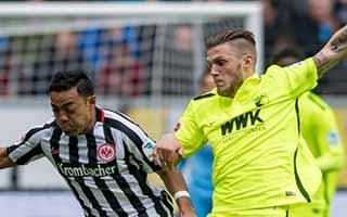 Eintracht Frankfurt vs Augsburg