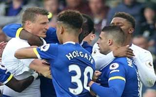 Everton vs Leicester City