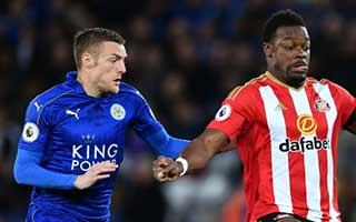 Leicester City vs Sunderland