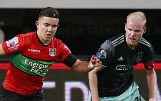 NEC Nijmegen vs Ajax