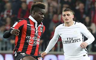 Nice vs Paris Saint-Germain