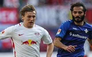 RasenBallsport Leipzig vs Darmstadt