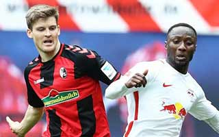 RasenBallsport Leipzig vs Freiburg