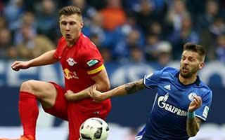 Schalke vs RasenBallsport Leipzig