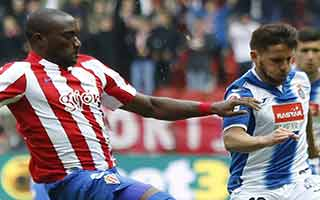Sporting Gijon vs Espanyol