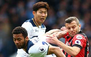 Tottenham Hotspur vs AFC Bournemouth