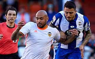 Valencia vs Deportivo La Coruna