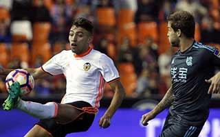 Valencia vs Real Sociedad