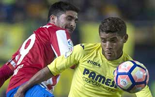 Villarreal vs Sporting Gijon