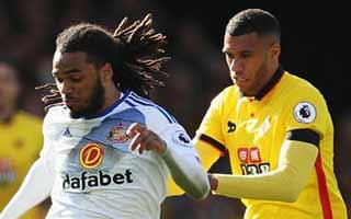 Watford vs Sunderland