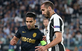 Juventus vs AS Monaco