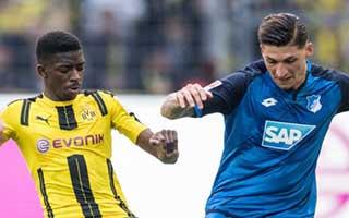 Borussia Dortmund vs Hoffenheim