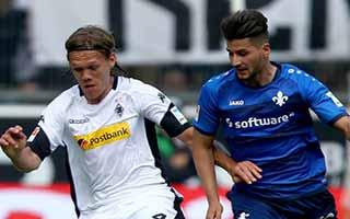 Borussia Monchengladbach vs Darmstadt