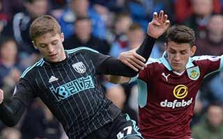 Burnley vs West Bromwich Albion