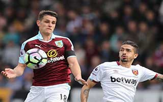 Burnley vs West Ham United