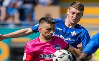 Darmstadt vs Hertha Berlin