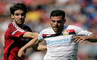 Ingolstadt vs Bayer Leverkusen