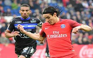 Paris Saint-Germain vs Bastia