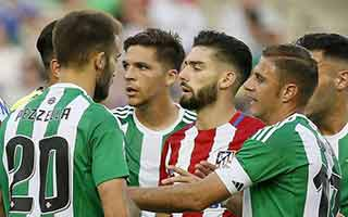 Real Betis vs Atletico Madrid