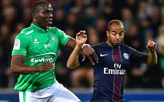 Saint-Etienne vs Paris Saint-Germain