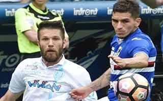 Sampdoria vs Chievo