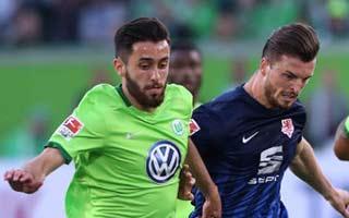Wolfsburg vs Eintracht Braunschweig