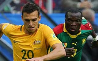 Cameroon vs Australia