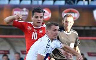 Faroe Islands vs Switzerland