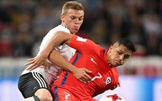 Germany vs Chile