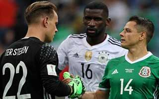 Germany vs Mexico