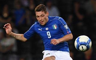 Italy vs Liechtenstein