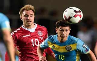 Kazakhstan vs Denmark