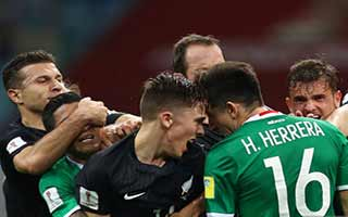Mexico vs New Zealand