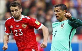 Russia vs Portugal