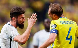 Sweden vs France