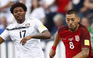 United States vs Trinidad and Tobago