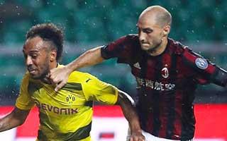 AC Milan vs Borussia Dortmund