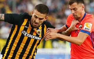 AEK Athens vs CSKA Moscow