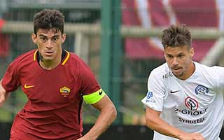 AS Roma vs Slovacko