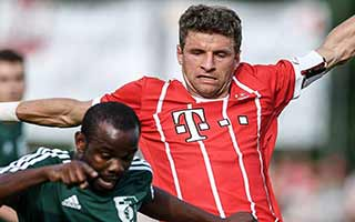 BCF Wolfratshausen vs Bayern Munich